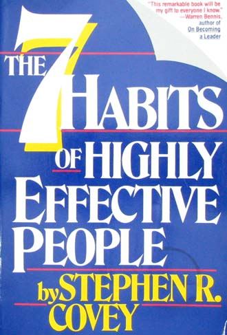 The Seven Habits Of Highly Effec