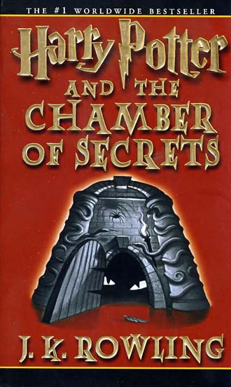 Harry Potter And The Chamber Of