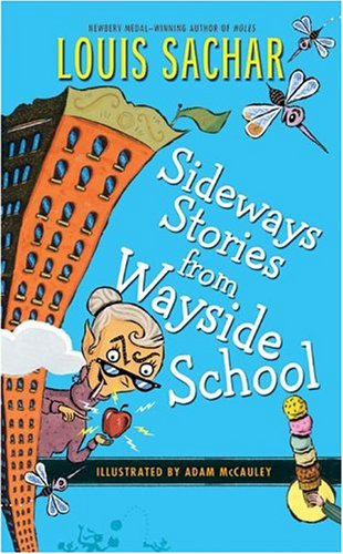 Sideways Stories from Wayside School [歪歪小学要倒了系列](1-3,共3本)