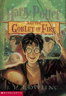 Harry Potter and The Goblet of F